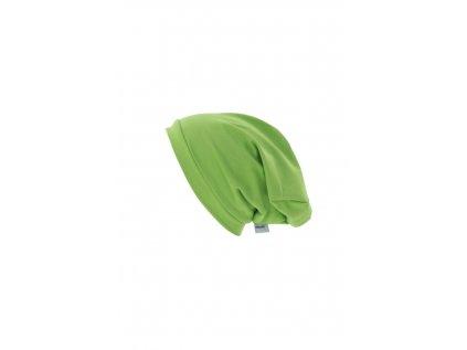 Dětská čepice Zelená